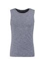 jc basic onderhemd organic cotton jc010007 blauw