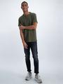 garcia t-shirt n01206 groen