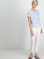 Garcia Shirt Korte Mouwen D90236 Blauw