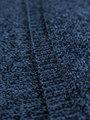 garcia gebreid vest i92448 blauw