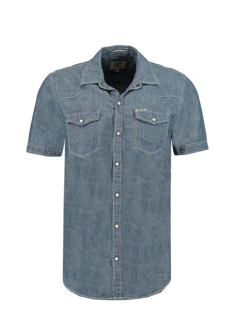 overhemd Garcia O81039 men
