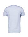 pilot t-shirt gestreept lichtblauw pp010403