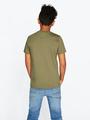 garcia t-shirt legergroen pg030305