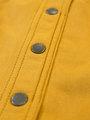 garcia rok met knopen g92525 geel
