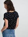 Garcia T-shirt Korte Mouwen D90205 Zwart