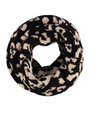 garcia sjaal zwart t02731
