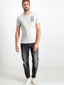 T-shirt Garcia B91205 men