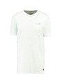 garcia t-shirt met allover print g91010 wit