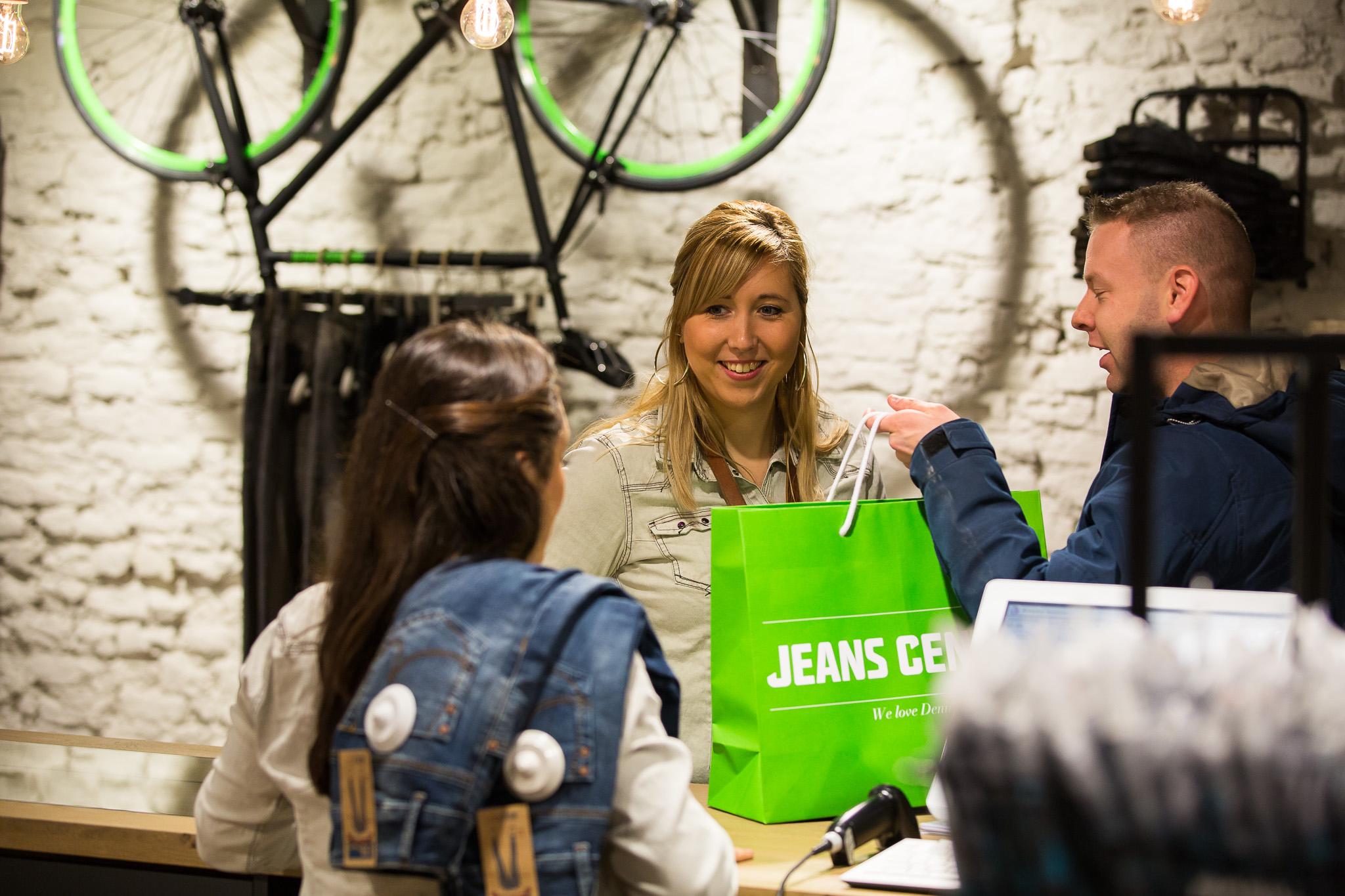 Jeans Centre verwachtingen