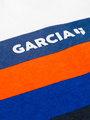 garcia sweater met strepen g93467 wit