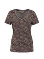 garcia t-shirt zwart s00006