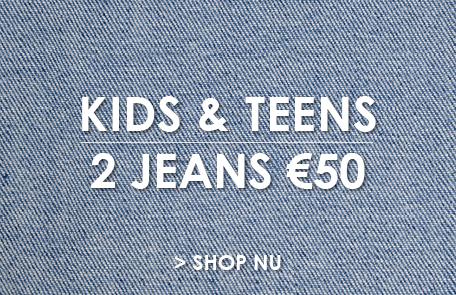 Denim Market: 2 voor €50
