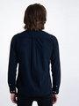 garcia overhemd  l91030 blauw