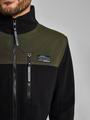 chief fleece vest pc910924 zwart