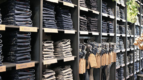 New concept stores