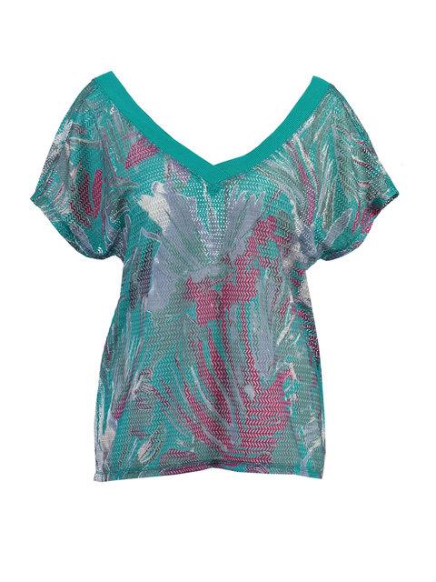 T-shirt Garcia D70222 women