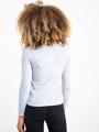 garcia long sleeve met tekst i92401 grijs