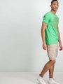 Garcia T-shirt Korte Mouwen D91203 Groen