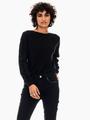 garcia trui zwart t00243