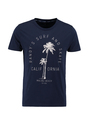 cars t-shirt donkerblauw clarck