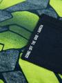 garcia t-shirt met allover print o03406 blauw