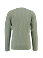 Garcia Shirt met Lange Mouwen PG910106 Groen-Wit