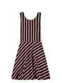 garcia jurk donkerblauw p02689