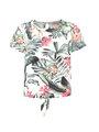 Garcia T-shirt D92633 Bloemen