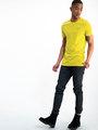 garcia t-shirt gs910701 geel