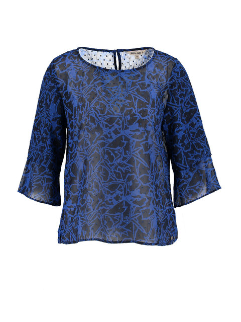 blouse Garcia PG800202 women