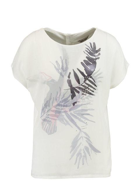 T-shirt Garcia O80006 women