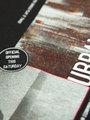 garcia long sleeve met opdruk i93400 zwart