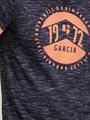 T-shirt Garcia A91005 men