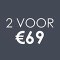 Pilot Jeans Broek 2 v 69 | doorlopend