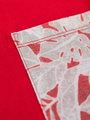 garcia t-shirt met borstzakje GE910501 rood