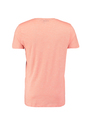 chief t-shirt gemêleerd pc010308 roze