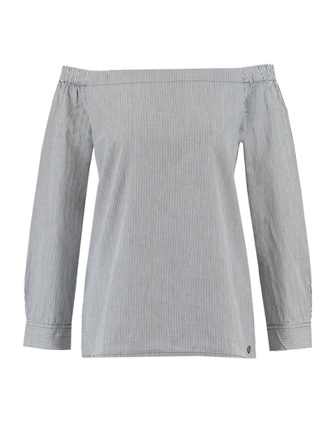 blouse Garcia O80045 women