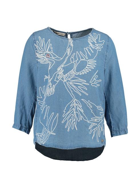 T-shirt Garcia O80030 women