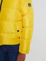 cars puffer jas nicolette geel
