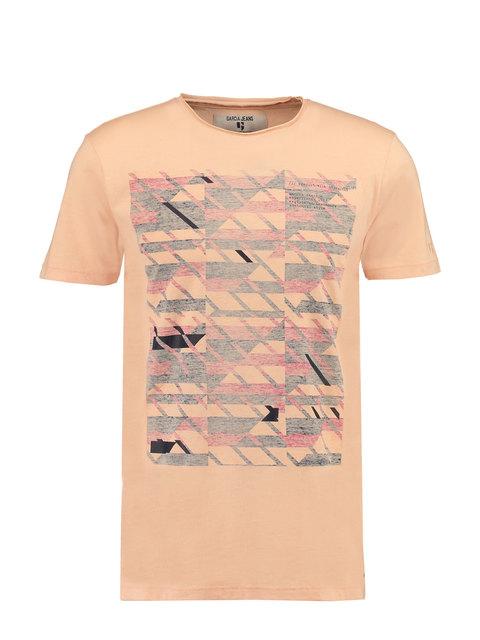 T-shirt Garcia O81012 men
