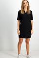 garcia jurk gs900280 zwart