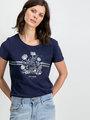 T-shirt Garcia C90003 women