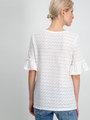 Garcia T-shirt Korte Mouwen D90212 Wit