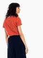 garcia t-shirt oranje q00009