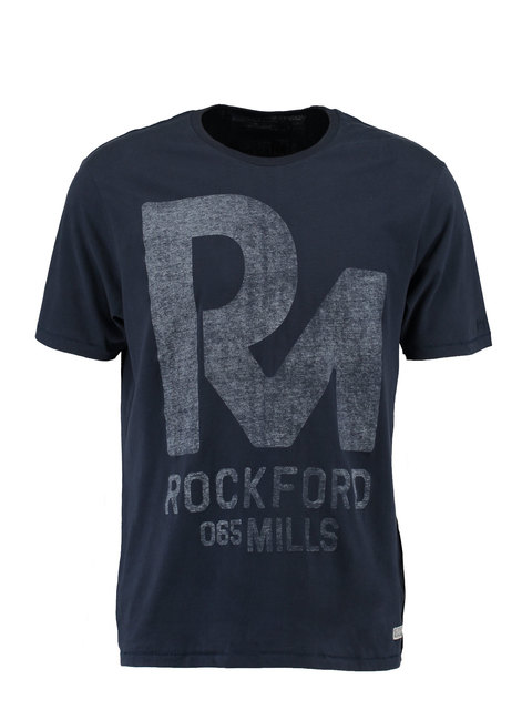 T-shirt Rockford Mills RM810205 men