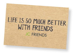 JC Friends Card