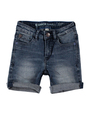 garcia xevi short 375 medium used blauw